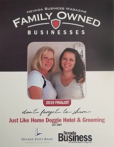Family Owned Business Las Vegas Dog Boarding, Grooming, Day Care