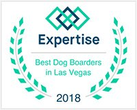 Best Dog Boarders In Las Vegas Award